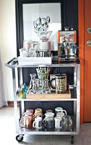 office coffee cart. Coffee Cart For Office Best Bar At Home Images On Kitchens Station Ideas R