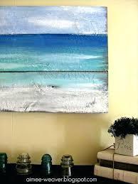 beach wall art for bedroom lovely idea beach wall art decor canvas for bathroom ideas stickers beach wall art