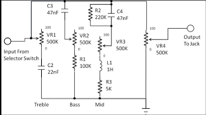 dj wiring diagram wiring diagram dj wiring diagram wiring diagram centreelectrical engineering for djs part two circuits and potentiometersthe circuit diagram