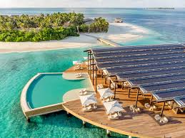 Tide Chart Maldives Baa Atoll Luxury Resorts In The Maldives Are Going Green