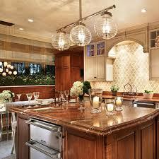 traditional kitchen lighting. Stylish Islands For Traditional Kitchens From Kitchen Lighting, Source:traditionalhome.com Lighting