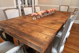 dining table made from reclaimed wood captivating reclaimed wood furniture dining table