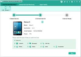 contact recovery for samsung galaxy s8