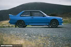 Improving A Legend: A Modern E30 M3 Rally Car - Speedhunters