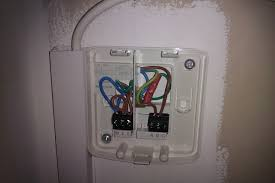 how hard is to fit a central heating thermostat  singletrack forum btw this is the relay wiring youd have to do subject to the model you are connecting to