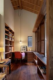modern home office designs. 15 Inspirational Mid Century Modern Home Office Designs