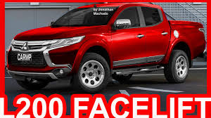 2018 mitsubishi usa. unique 2018 4k photoshop 2018 mitsubishi l200 facelift youtube with mitsubishi  triton throughout usa