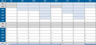 Yearly Calendar Planner Template Calendar Template Yearly Barca Fontanacountryinn Com