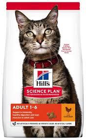 <b>Корм для кошек Hill's</b> Science Plan Optimal Care с курицей 15 кг ...