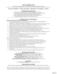 Resume For Inventory Specialist | Resume For Study