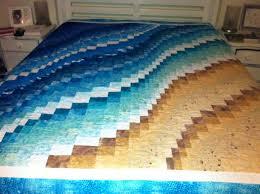 Best 25+ Bargello quilt patterns ideas on Pinterest | Quilt ... & what a lovely bargello beach quilt Adamdwight.com