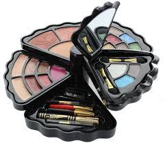 amazon br makeup set eyeshadows blush lip gloss mascara and more beauty