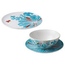 dinnerware ikea with colored glass dinnerware sets