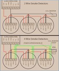 hard wired smoke detector wiring diagrams starfm me 3 wire smoke detector wiring diagram 2 wire smoke detector wiring diagram intended for hard wired best of diagrams