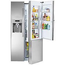 kenmore kitchen appliances. kenmore 51833 26.1 cu. ft. side-by-side refrigerator w/ grab kitchen appliances t