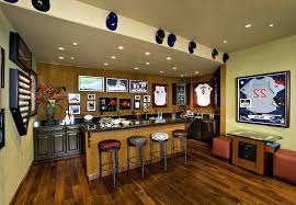 basement sports bar ideas. Perfect Basement Sports Bar Ideas Minimalist Tables And Chairs In The Grill B . N