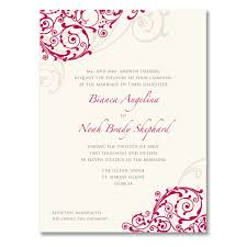 invitation maker online wedding invitation designer online rectangle potrait pink floral