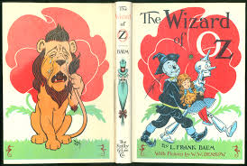 oz books as travel adventure journal the wizard of oz 1956 cover