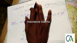 Claims requiring submission of clinical information limited categories require the routine submission of clinical information. Ca Inter Insurance Claim Lecture 2 By Anand Bhangariya