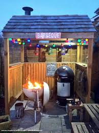 great idea what cook wouldn t want their own bbq shed dream