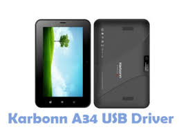 Download Karbonn A34 USB Driver