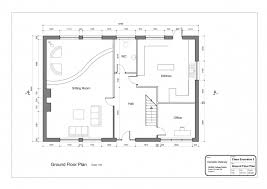 simple floor plans with dimensions. Beautiful With Astounding Inspiration House Floor Plans With Measurements 10 Plan  Dimensions Single Story Cottage Modern In Simple U