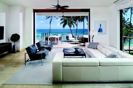 Ocean Living Room Three Bedroom Residence Dorado Beach A Ritz Carlton Reserve