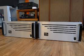 VTL MB-450 Signature Tube Monoblocks Power Amplifier (Used) SOLD