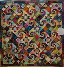 South Shore Stitchers-2015 Show Page & First place - Large Quilts Autumn's Kaleidoscope Adamdwight.com