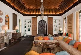 Doris Dukeu0027s Shangri La  Living RoomIslamic Room Design