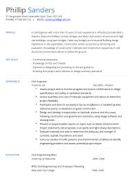 Sample CV of Civil Engineer   Pakistan   Engineer VisualCV