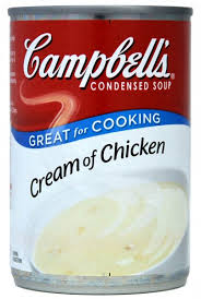 campbell s cream of mushroom soup. Fine Campbell Campbells Cream Of Chicken Condensed Soup And Campbell S Of Mushroom