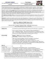 Knock Em Dead Resume Templates