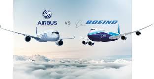 Resultado de imagen para Boeing VS Airbus