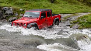 we test the new jeep gladiator rubicon