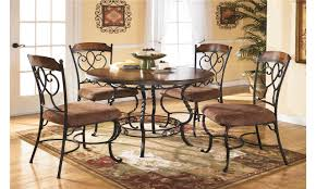 round kitchen table and chair sets ashley furniture round