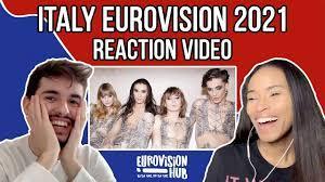 Distribución global de las tendencias para el miércoles 19. Italy Eurovision 2021 Winner Reaction Maneskin Zitti E Buoni Eurovision Hub Youtube