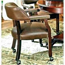 dining room chairs with casters s furniture and arms