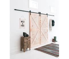 13-Foot Barn Door Hardware Kit