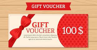 25 Free Gift Voucher Templates Gift Cards Designyep