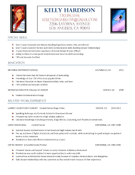 Mixologist Resume Example Awesome Sample Bartender Resume To Use