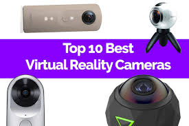 Top 10 Best Virtual Reality Cameras