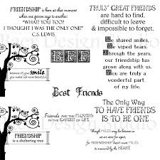 Friendship Quotes Clipart