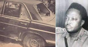 Image result for General Murtala Ramat Muhammed