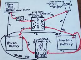 please critique my wiring diagram the hull truth boating and how to wire a boat switch panel at Marine Battery Wiring Diagram