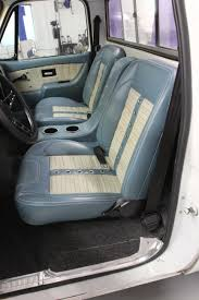 with the seats and door panels in place our custom interior is starting to come