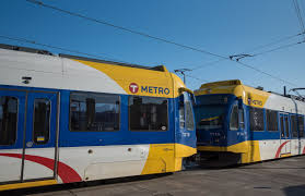 Light Rail Minneapolis Accident Bicyclist Killed In Collision With Blue Line Light Rail