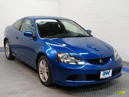 2005 Vivid Blue Pearl Acura RSX Sports Coupe #32391562 | GTCarLot ...