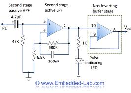 introducing easy pulse a diy photoplethysmographic sensor for second