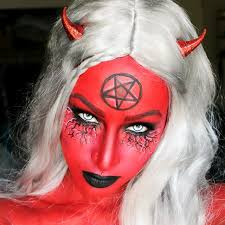 she devil makeup ideas